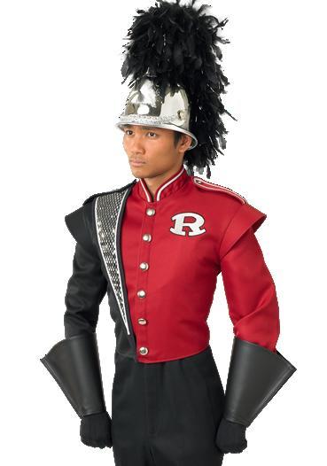 DeMoulin 2008-12A uniformen