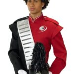 DeMoulin 2008-15D showkorps uniform