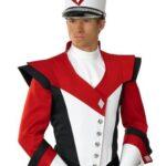 DeMoulin 2008-17C showband uniform