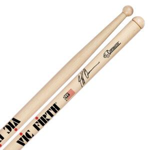 Rudimental drumming sticks