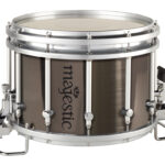 MAJESTIC XTD MARCHING SNARE DRUM 14 X 10