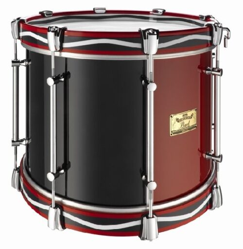 Viscount ultimate parade drum Pearl marching drums