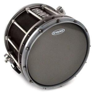 Evans Hybrid grey high tension snaredrum drumheads