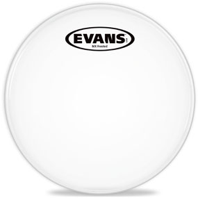 Evans MX Frosted