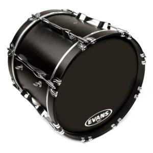MX2 Black drumheads