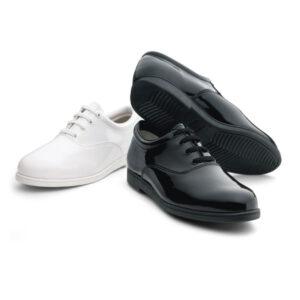 Dinkles formal marching schoenen groot