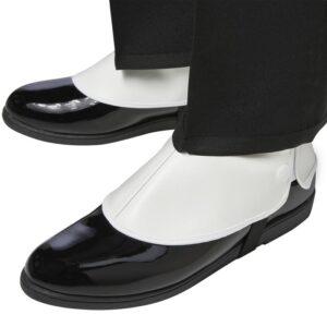 Schoenkappen, putties, spats
