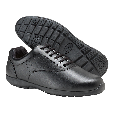 zwarte showband schoenen