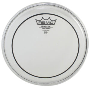remo pinstripe clear tenorvel marching drumvellen