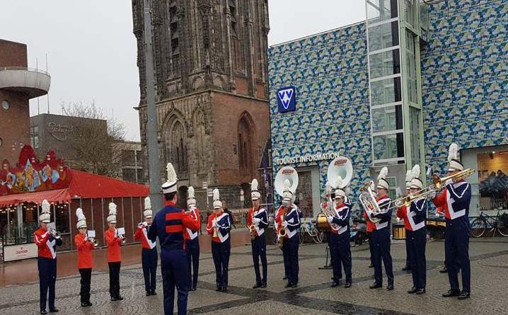 Nieuw uniform Excelsior Groningen