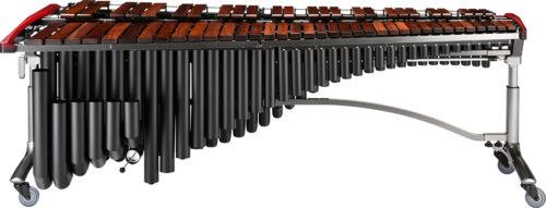 Marimba 850 reflection front