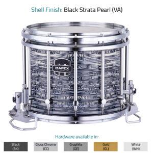 Mapex Snare Drum Quantum MK II 14X12