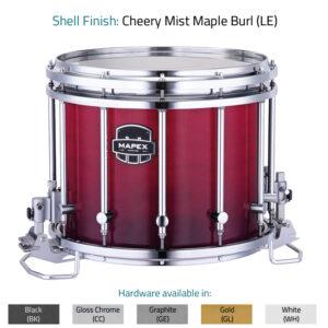 Mapex Marching Percussion QAMX1412S-xx-CC