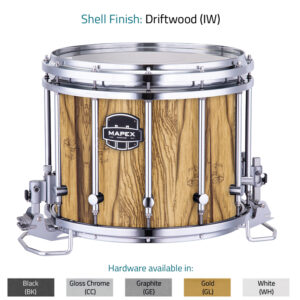 Mapex Majestic Marching Percussion snaredrums