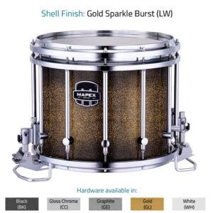 Mapex Quantum Mark II Classic Marching Snare Drum - 14x12