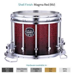 Mapex Quantum Mark II Classic Marching Snare Drum