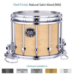 Mapex Quantum Mark II Classic Marching Snare Drum - 14x10