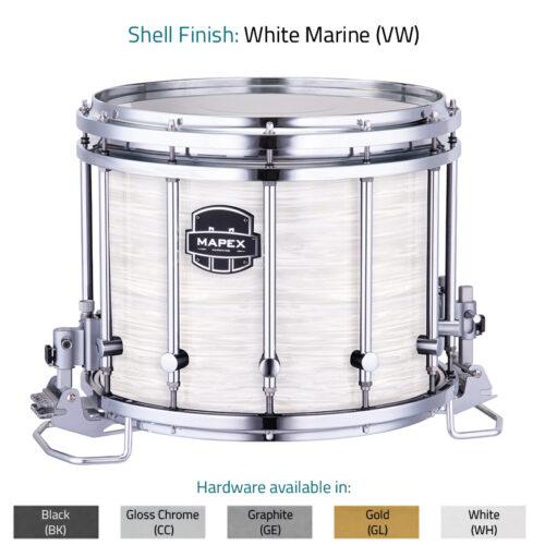 Majestic Mapex Marching Percussion instrumenten