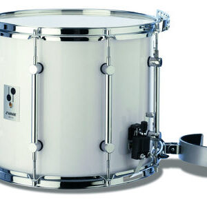 Sonor B-line snaredrum wit MB1412CW