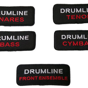 badges per instrument of equipment