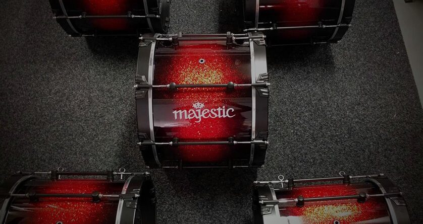 Majestic percussion