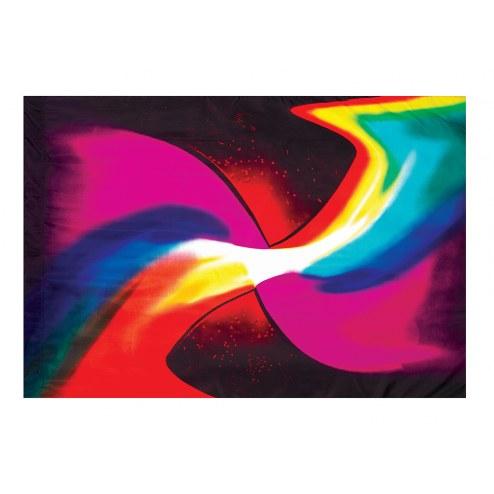 Colorguard vlaggen