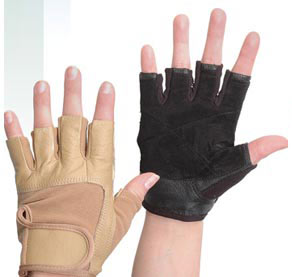 Fingerless Guard Gloves Styleplus