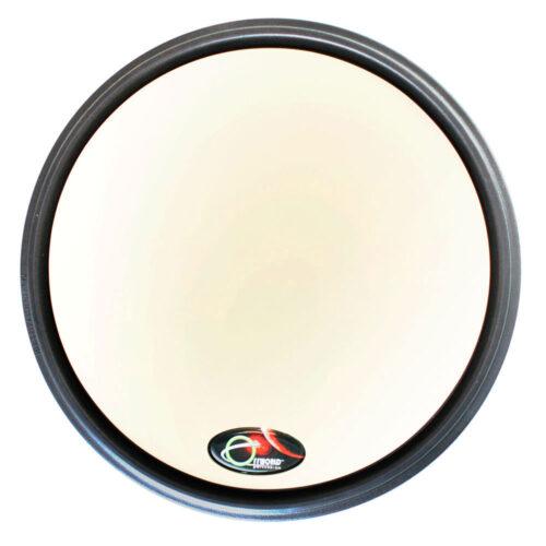 Rudimental drumming snarepad