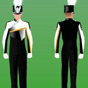 Uniform ontwerpen Peter Franken