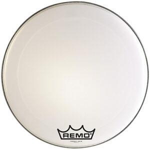 Remo Powermax 2 bassdrumheads vellen crimplock