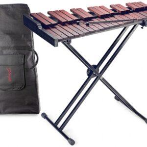 Oefen xylofoon Xylophone practice