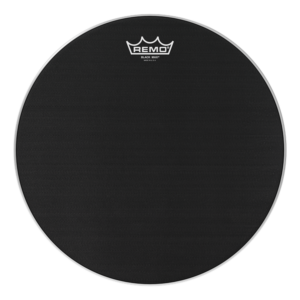 Remo marching drumheads Blackmax