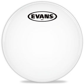 Evans marching tenorhead MX WHITE